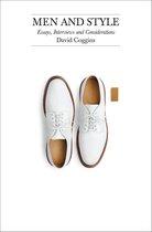 Boek cover Men and Style van David Coggins