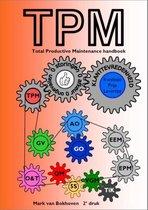 Boek cover TPM van Mark van Bokhoven