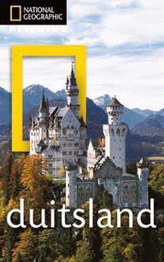National Geographic reisgidsen - National Geographic reisgids Duitsland - Michael Ivory |