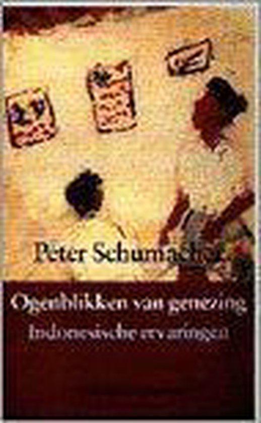 Ogenblikken van genezing - Peter Schumacher |
