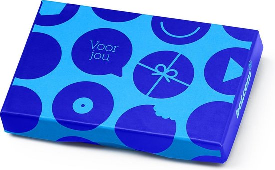bol.com cadeaukaart - luxe verpakking