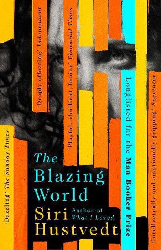 Boek cover The Blazing World van Siri Hustvedt