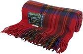 Highland Tartan Tweeds of Scotland Stewart Royal