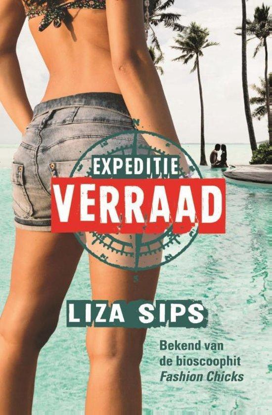 Expeditie Verraad, special Kruidvat - Liza Sips |