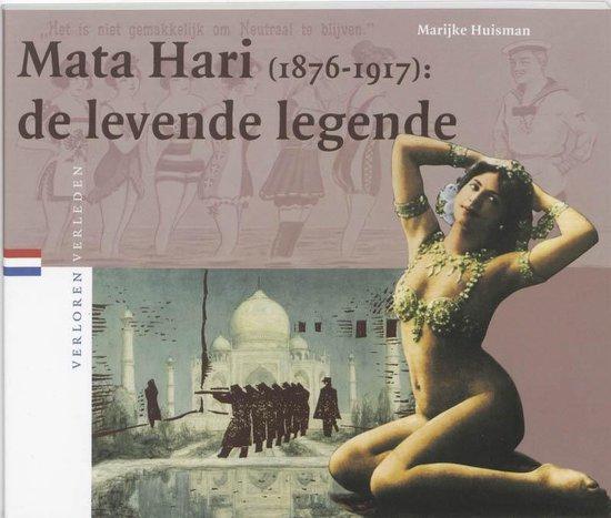 Verloren verleden 2 - Mata Hari (1876-1917) - M. Huisman |