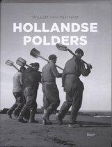 Boek cover Hollandse Polders van Willem van der Ham