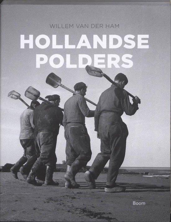 Boek cover Hollandse Polders van Willem van der Ham (Paperback)