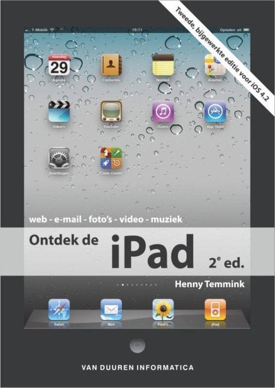Ontdek de iPad - Henny Temmink |