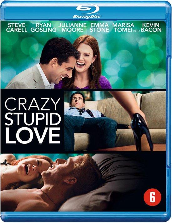 Cover van de film 'Crazy, Stupid, Love.'
