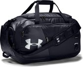 Under Armour Undeniable Duffel 4.0 Medium Unisex Sport Tas - Silver