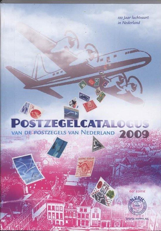 Postzegelcatalogus van Nederland 2009 - Cataloguscommissie |