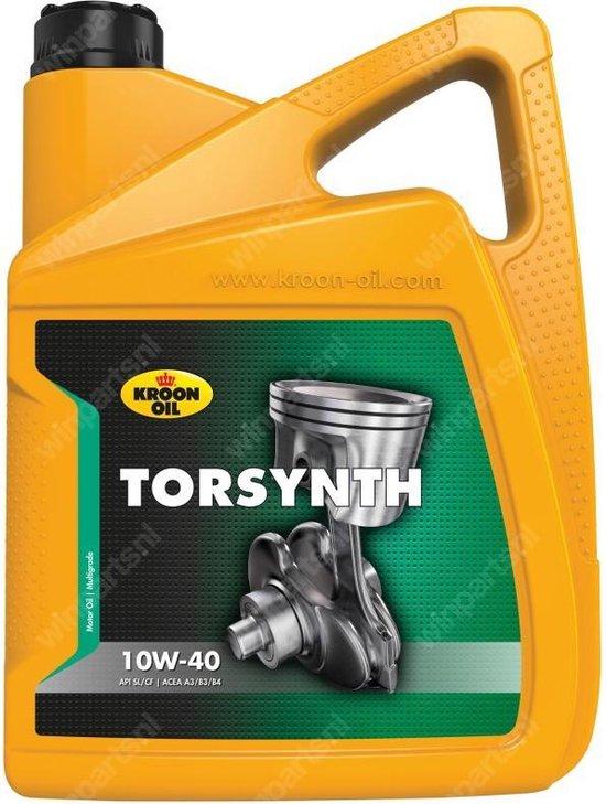 Kroon-Oil Torsynth 10w40 - Motorolie - 5L