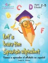 Let's Learn the Spanish Alphabet!