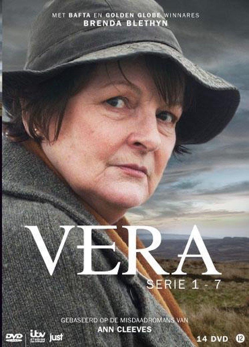 Vera - Serie 1 t/m 7 - Tv Series