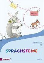 SPRACHSTEINE Sprachbuch 3. Bayern