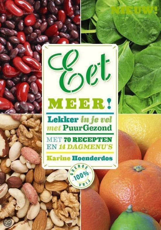 Eet meer! - Karine Hoenderdos pdf epub