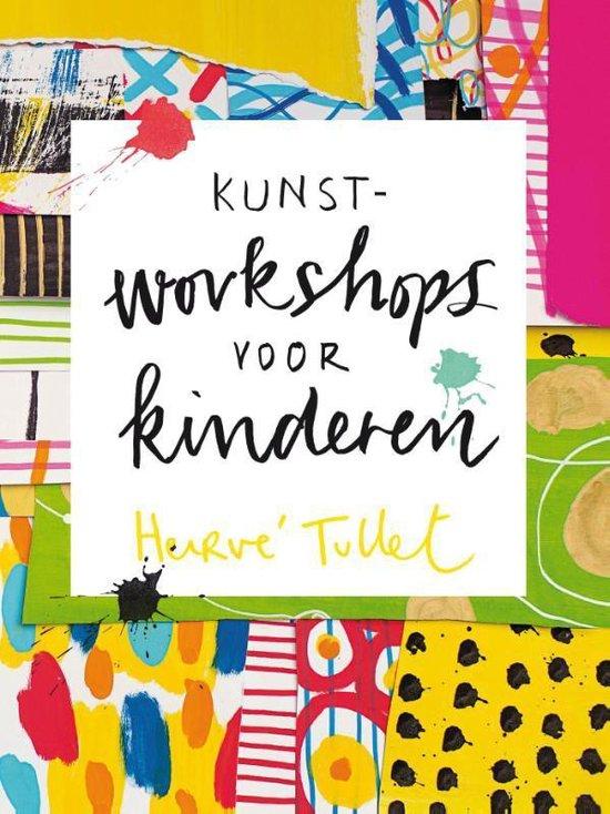 Boek cover kunstworkshops voor kinderen van Hervé Tullet (Hardcover)