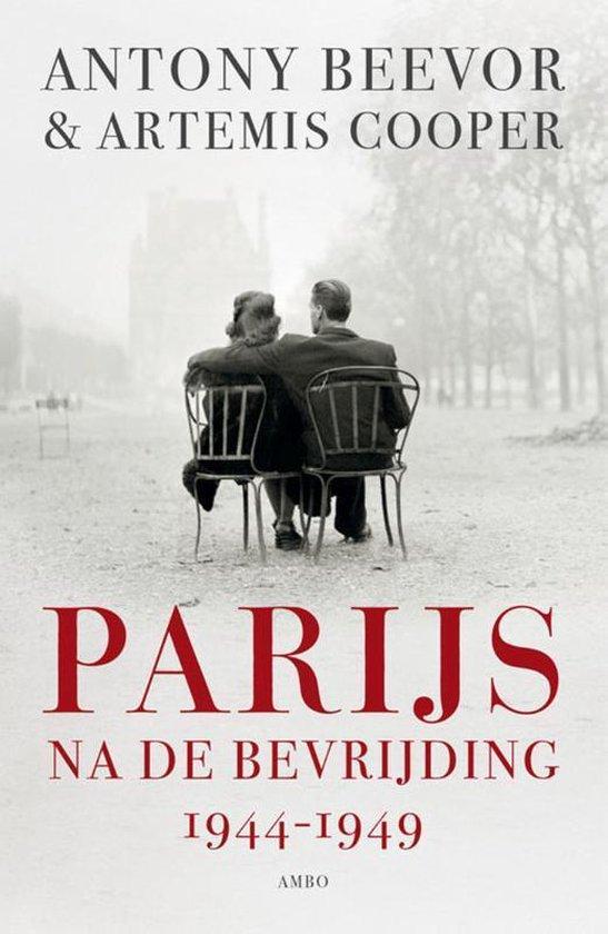 Parijs na de bevrijding 1944-1949 - Antony Beevor  