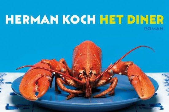 Het diner - dwarsligger (compact formaat) - Herman Koch |