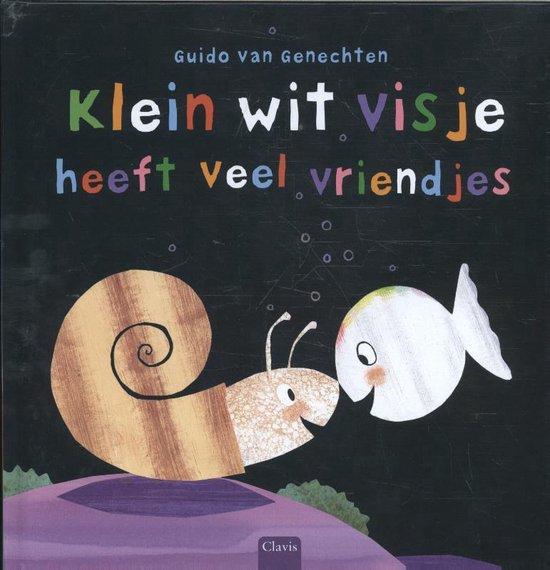 Klein wit visje heeft veel vriendjes - Guido van Genechten |