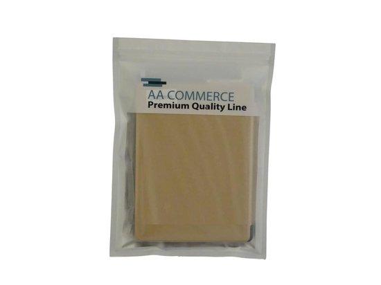 AA Commerce - PU Leren Slimfit Sleepcover voor Kobo Aura Edition 2 - Goudkleurig - AA Commerce