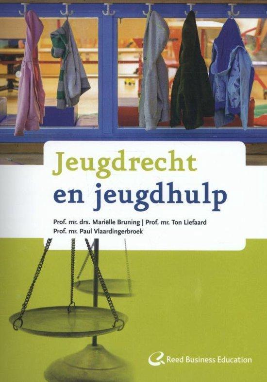 Jeugdrecht en jeugdhulp - Marielle Bruning | Fthsonline.com