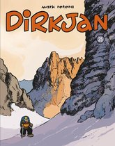 Boek cover Dirkjan 25 - Dirkjan van Mark Retera (Paperback)