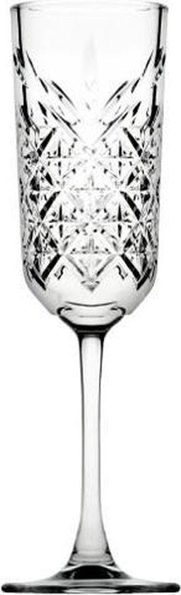 Pasabahce Timeless 17,5 cl Champagne Flute Doos 12 Stuks