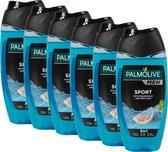 Palmolive Men Sport 3in1 Douchegel - 6 x 250