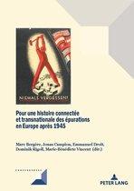 Pour une histoire connectée et transnationale des épurations en Europe après 1945