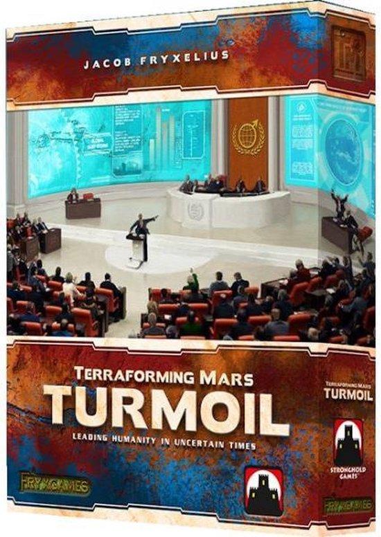 Afbeelding van het spel Terraforming Mars: Turmoil ENGELS Uitbreiding