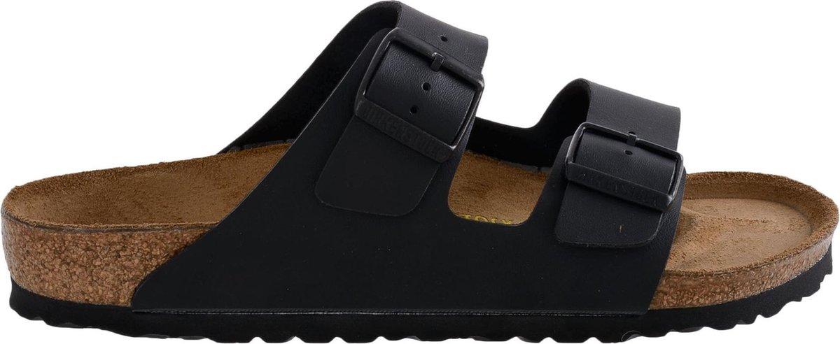Birkenstock Arizona BF Regular Slippers - Black - Maat 40