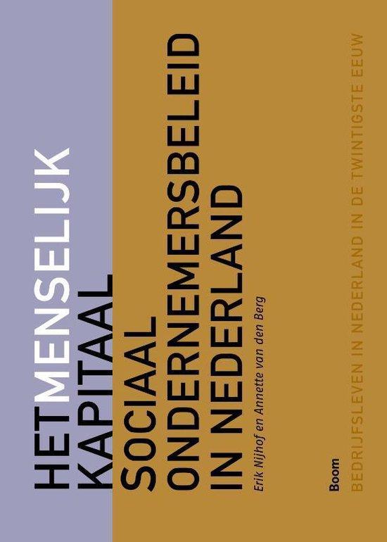 BINT 4 - Het menselijk kapitaal - Annette van den Berg |