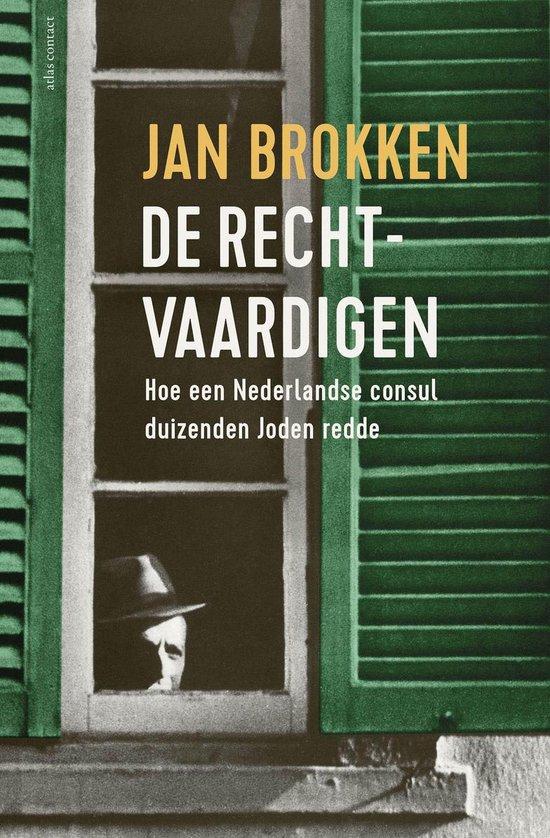 Boek cover De rechtvaardigen van Jan Brokken (Paperback)