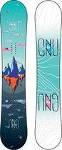 GNU Velvet 143 snowboard