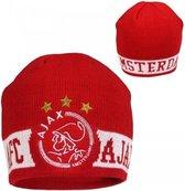 Rode muts Ajax voor de allerkleinste fans