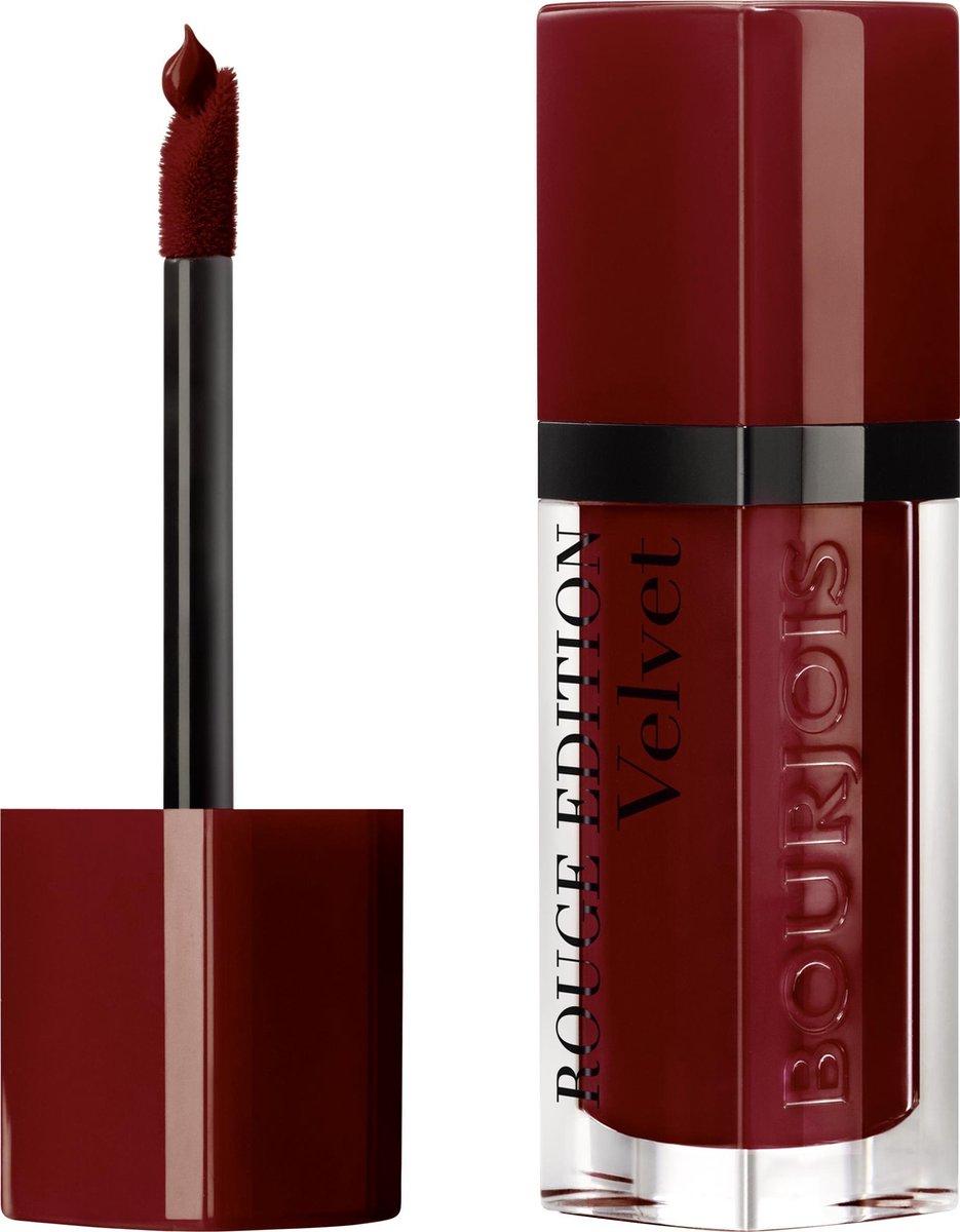 Bourjois Rouge Edition Velvet Lippenstift - 19 Purple-Burgundy - Bourjois