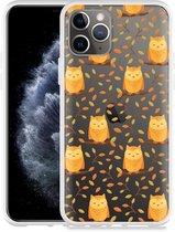 Apple iPhone 11 Pro Hoesje Cute Owls