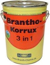 Brantho Korrux 3 in 1 750ML - RAL 9001