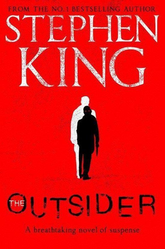 Boek cover The Outsider van Stephen King (Paperback)