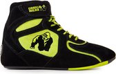 Gorilla Wear Chicago High Tops - Zwart/ Neon Groen