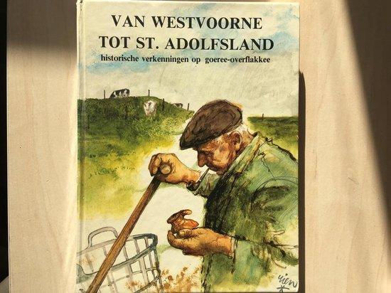 Van Westvoorne tot St. Adolfsland - S. Olivier  