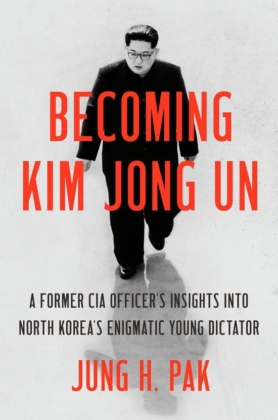 Boek cover Becoming Kim Jong Un van Jung H Pak (Paperback)