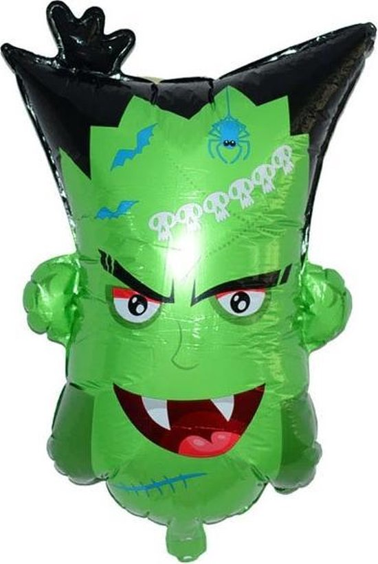Folieballon Frankenstein 44 x 26 cm