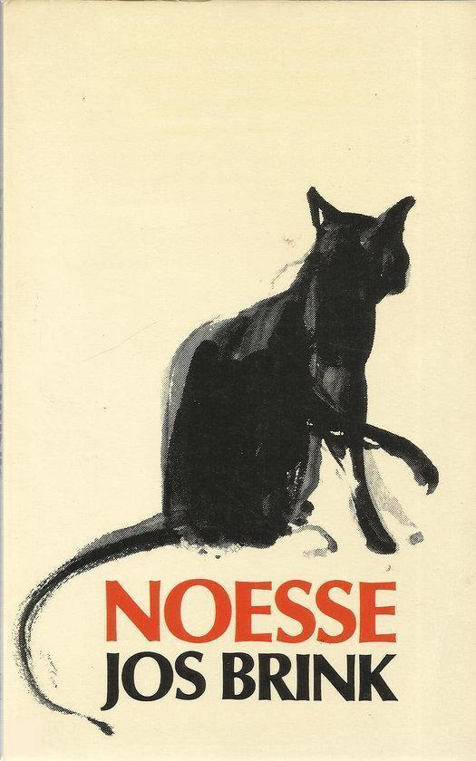 Boek cover Noesse (poezenverhalen) van Jos Brink (Hardcover)