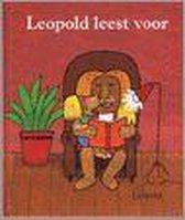 Boek cover Leopold Leest Voor van Sjoerd Kuyper
