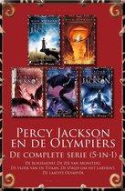 Percy Jackson en de Olympiërs 1-5 - De complete serie (5-in-1)