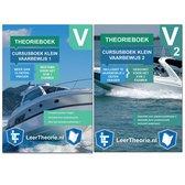 Klein Vaarbewijs 1 en 2 2021 – Theorieboek voor het KVB 1 en KVB 2 – Pleziervaartbewijs Leren en Oefenen