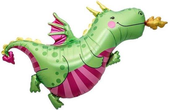 Folieballon dragon (flat : 119cm)