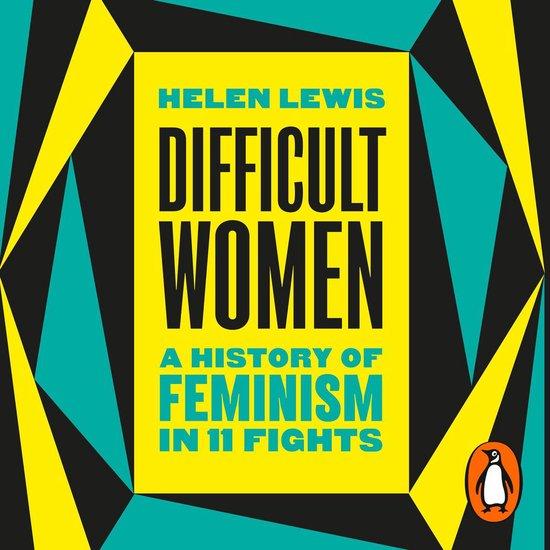 Boek cover Difficult Women van Helen Lewis (Onbekend)